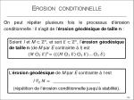 erosion conditionnelle3