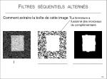filtres s quentiels altern s1