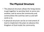the physical structure