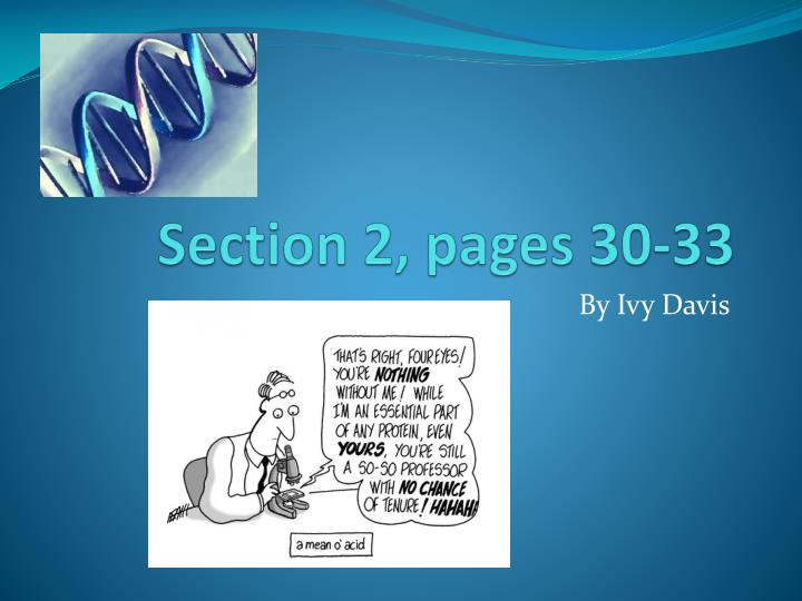 section 2 pages 30 33 n.