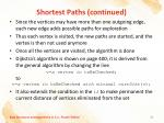 shortest paths continued3