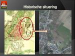 historische situering