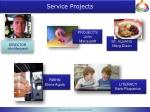 service projects1