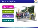service projects2