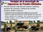 ventajas de la tecnolog a de digestores de presi n hidr ulica1