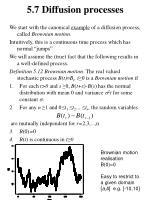 5 7 diffusion processes