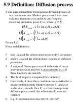 5 9 definition diffusion process