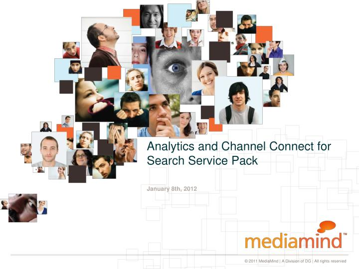 analytics and channel connect for search service pack n.