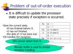 problem of out of order execution2