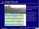 ijkdijk results