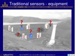traditional sensors equipment1