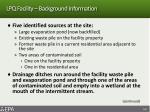 lpq facility background information4