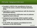 lpq facility background information5