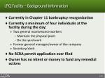 lpq facility background information6
