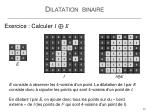 dilatation binaire4