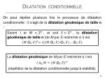 dilatation conditionnelle4