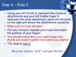 step 4 rule 2