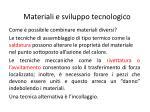 materiali e sviluppo tecnologico2