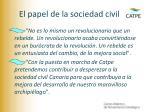el papel de la sociedad civil3