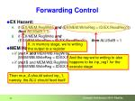 forwarding control1