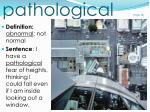 pathological page 78