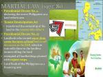 martial law 1972 81