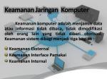 keamanan jaringan komputer