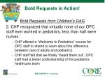 bold requests in action1