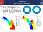 7 pre stress tevatron main dipole