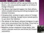 boxer rebellion 1899 1900