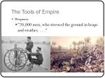 the tools of empire2