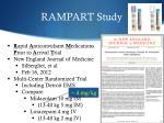 rampart study