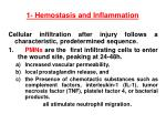 1 hemostasis and inflammation1