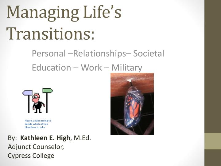 managing life s transitions n.