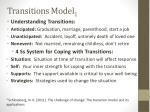 transitions model 1