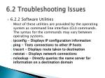 6 2 troubleshooting issues1