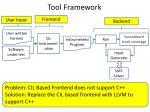 tool framework