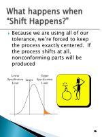 what happens when shift happens