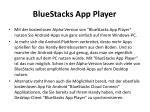 bluestacks app player1