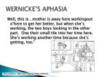wernicke s aphasia1