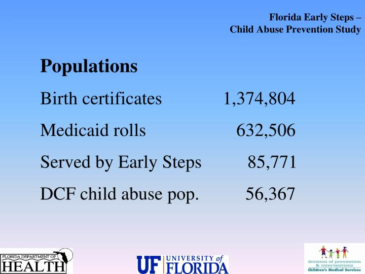 Florida Early Steps –