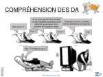 compr hension des da1