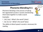 phoneme blending k 1