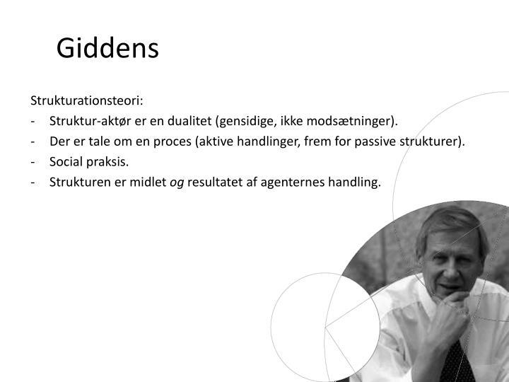 Giddens
