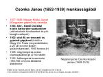 csonka j nos 1852 1939 munk ss g b l