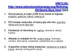hw13 03 http www adventuresinenergy org refining oil quick quiz html q a