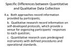 specific differences between quantitative and qualitative data collection3