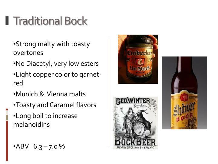 Traditional Bock