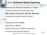 3 11 multistate digital signaling3