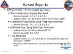 hazard reports5